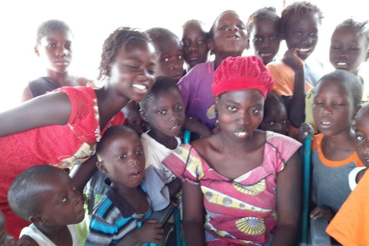 Action 2018 au Sénégal
